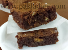 Best Dark Chocolate Brownies