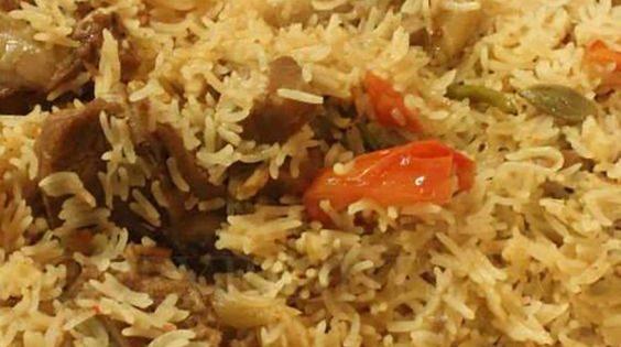 Chinioti Pulao Recipe