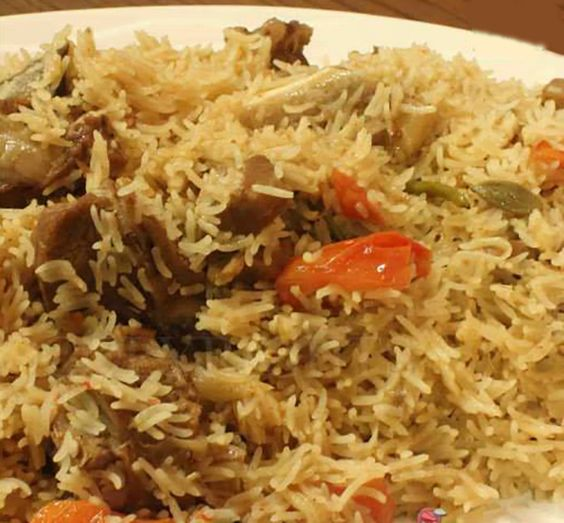 Chinioti Pulao Recipe