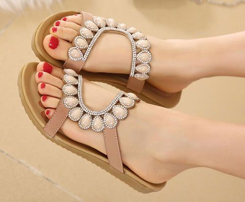 Ladies Summer Sandals