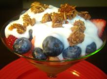 Mcdonald Yogurt Parfait Recipe