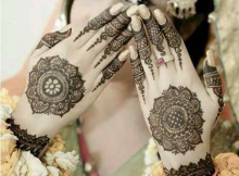 beautiful mehndi designs 2015