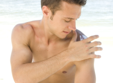 sunscreen for men