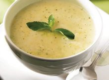 Peppermint Soup Recipe