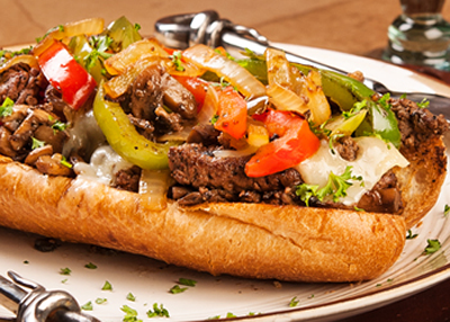 Chili Cheese Steak Sandwich Recipe By Shireen Anwer