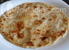 Frozen Paratha Recipe by Rida Aftab