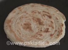 Warqi Paratha Recipe