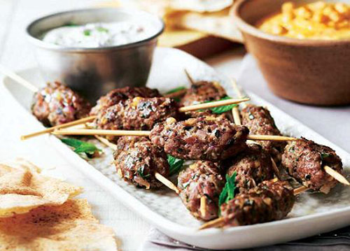 Easy Lamb Kofta Recipe