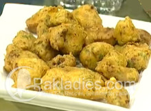 Chicken Pakoras Recipe