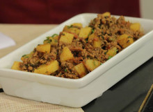 Aloo Keema Recipe Shireen Anwer