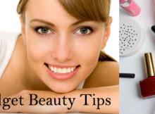 Best Budget Beauty Tips