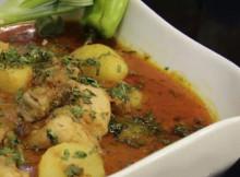 Chicken Aloo Salan Recipe