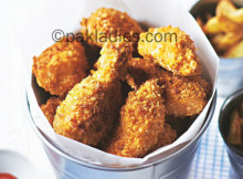 Crispy Fried Chicken Recipe without Buttermilk