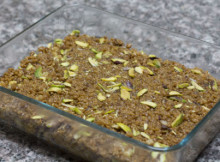 Easy Habshi Halwa Recipe