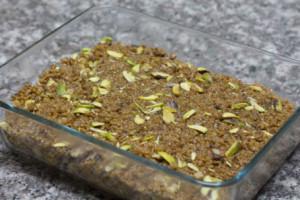 Easy Habshi Halwa Recipe