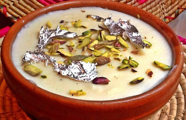coconut kheer pakistani recipe