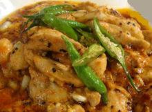 Delicious Murgh Lasani
