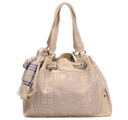 Vogue Burberry Handbag