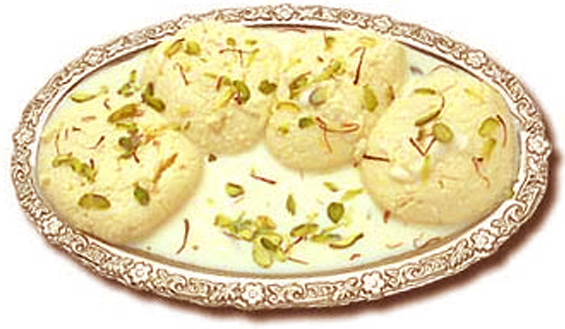 Delicious Rasmalai Recipe