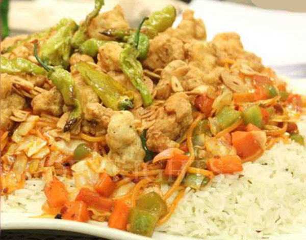 singaporian rice