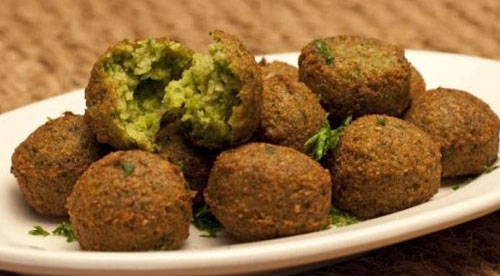 traditional falafel recipe