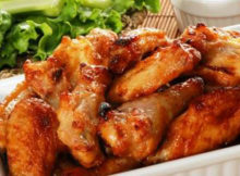 Easy Chicken Wings Recipe
