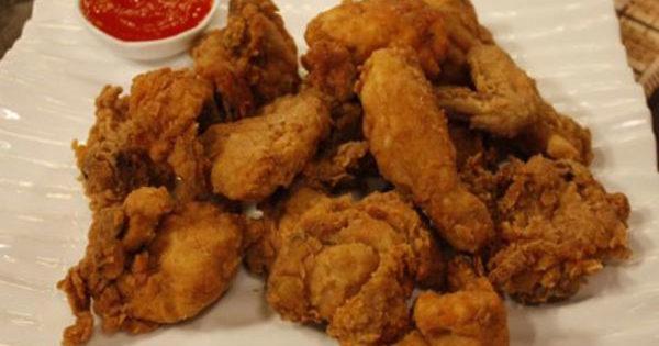 Tasty Crispy Fried Chicken