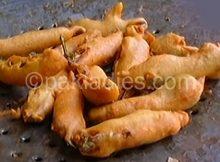 Mirchi Pakora Recipe