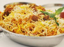 Baray Mian Ki Mutton Biryani