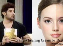 Dr Khurram Mushir Skin Whitening Cream