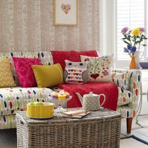 Living Room Ideas for Summer