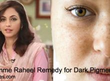 Dr Umme Raheel Dark Pigmentation Remedy