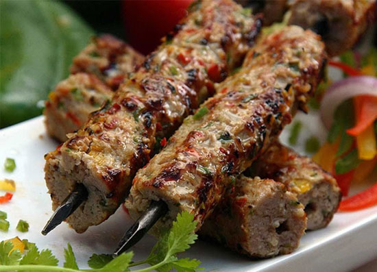 Tandoori Seekh Kabab Recipe