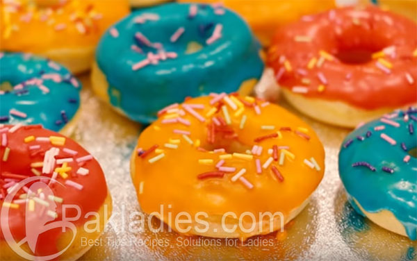 Delicious Baked Donut Recipe