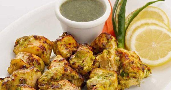 Easy Chicken Malai Boti Recipe