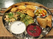 Iftar Thali Recipe