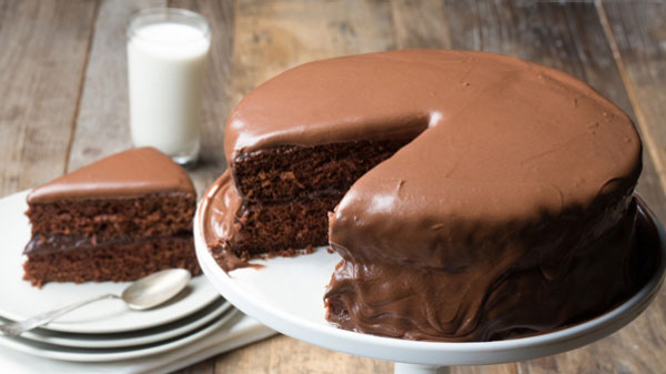 Moist Delicious Chocolate Cake