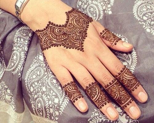 Mehndi For Eid : Eid ul fitr mehndi designs pak ladies