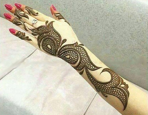 Latest Mehndi Designs 2017