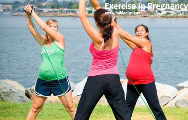 Exercise in Pregnancy