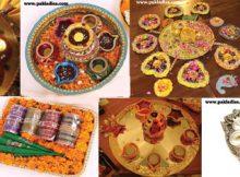 Mehndi Thaal Decoration Ideas