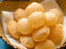 Gupchup Puri Recipe