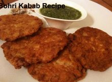 Bohri Kabab Recipe