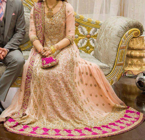 Latest Bridal Lehenga Designs 2017