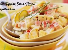 Quick Russian Salad Recipe