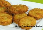 Spicy Fish Nuggets Recipe
