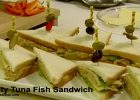 Tasty Tuna Fish Sandwich