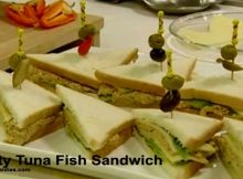 Tasty Tuna Fish Sandwich