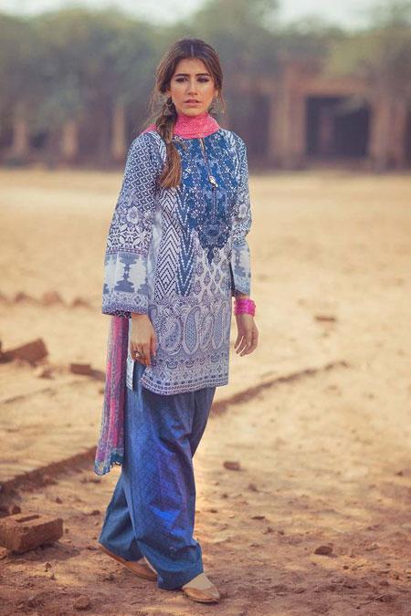 pakistani fashion 2018