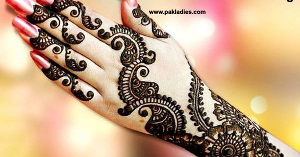 Beautiful Eid Mehndi Design